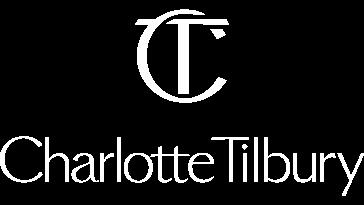 Charlotte Tilbury Logo White