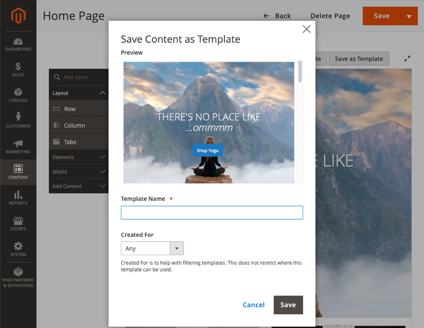 Page-Builder-Templates