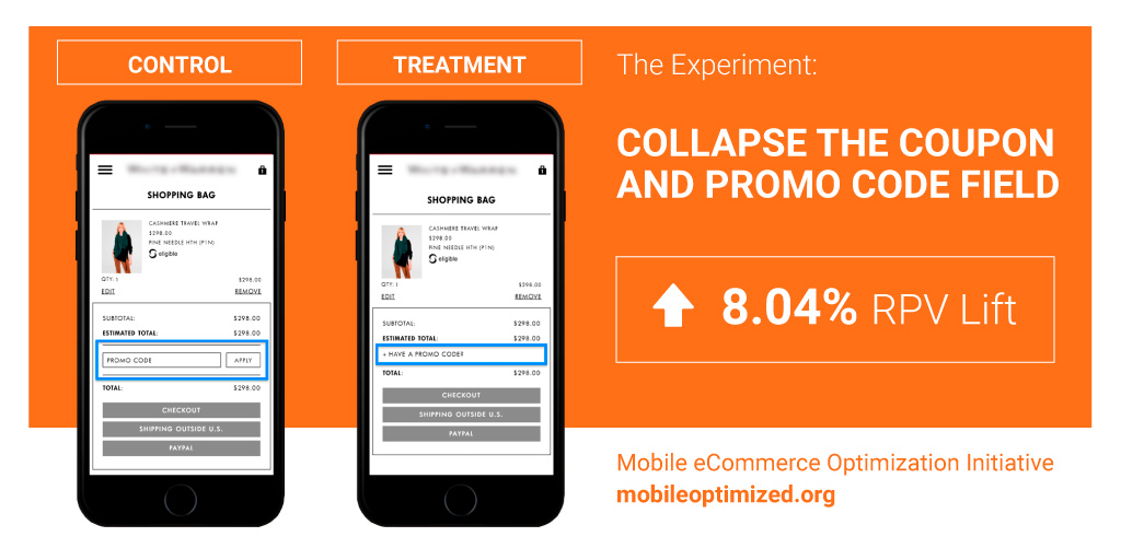 Mobile Commerce - Optimize payments