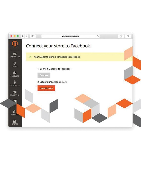Magento Facebook Integration