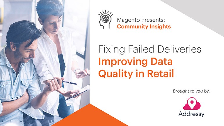 Fixing Failed Deliveries: Improving Data Quality in Retail