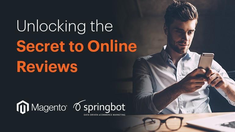 Webinar: Unlocking the Secret to Online Reviews