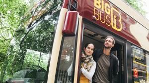 Big Bus Tours & Magento