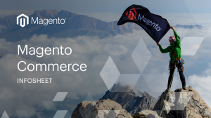 Magento Commerce Infosheet
