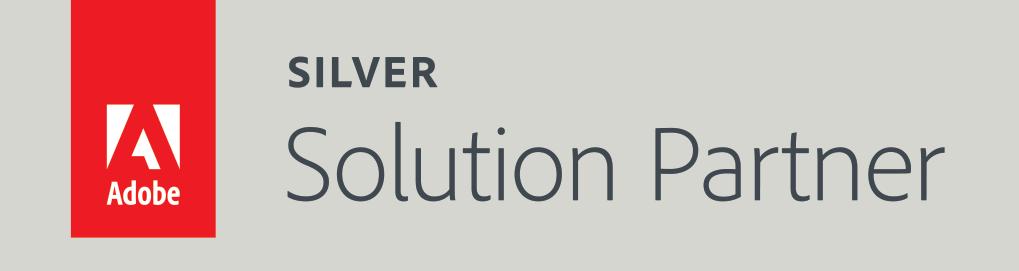Adobe Solution Partner, Silver