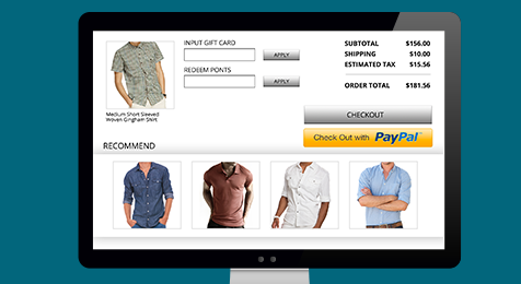 PayPal and Magento make it easy.