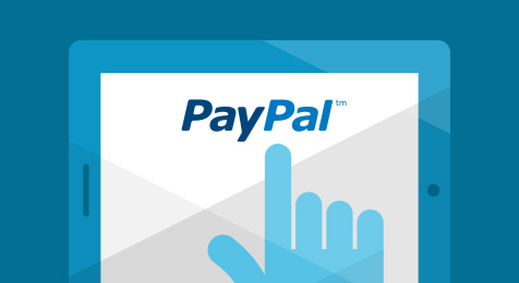 PayPal is integrated with Magento and easy to set up
