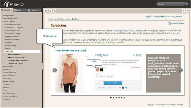 4864_slideshow_r1v1 Melhorias na documentação online do Magento
